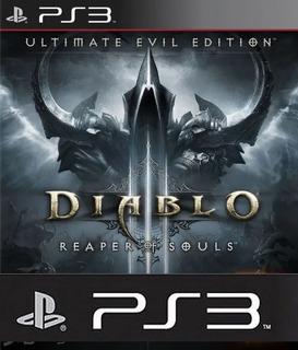 Diablo Iii Reaper Of Souls Ps3 Envio Inmediato
