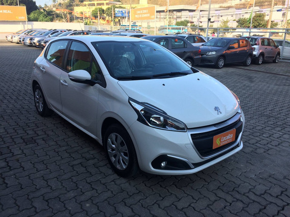 Peugeot 208 1.2 Manual Ativo 12v Flex 4p