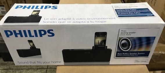 Cornetas Con Puerto Para iPhone Y iPod Phillip Bass Reflex