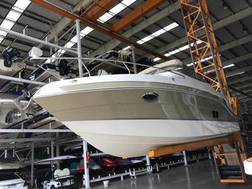 Barco Crucero Quest 25 2010 220 Horas Mercruiser 260 Hp V8