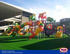 Parques Infantiles - Www.yuppiepark.com