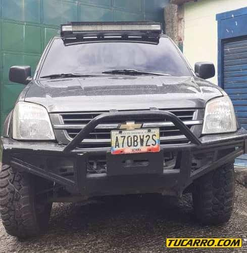 Chevrolet Luv Dimax Doble Cabina 4x4