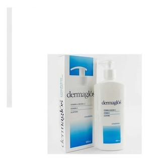 Crema Dermaglos Emulsion 400ml Embarazo