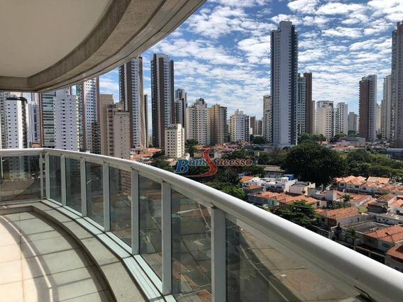 Apartamento Residencial À Venda, Jardim Anália Franco, São Paulo. - Ap1967
