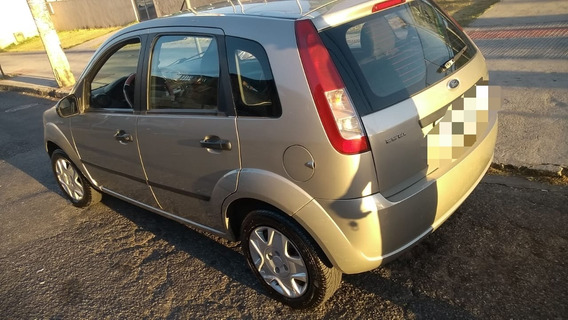 Ford Fiesta 1.0 Flex First 5p 2008