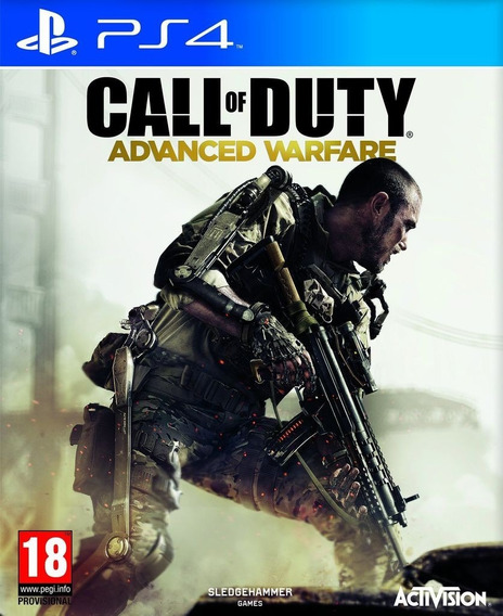 Call Of Duty Advanced Warfare Ps4 Digital Nuevo Entrego Hoy