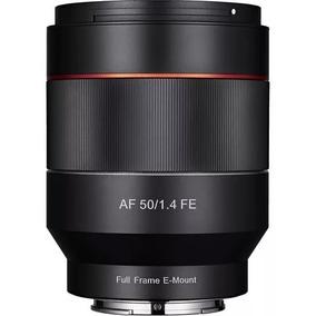 Rokinon Io50af-e Af 50mm F1.4 Full Frame Lente Sony E-mount