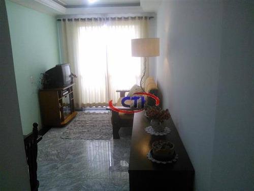 Imagem 1 de 5 de Apartamento  À Venda, Jardim Santa Emília, São Paulo. - Ap1760