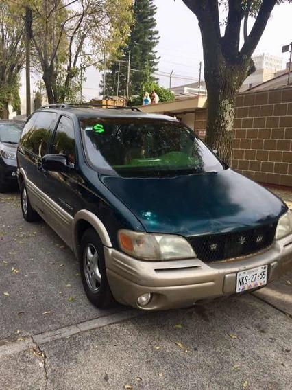 Pontiac Trans Sport Mini Van
