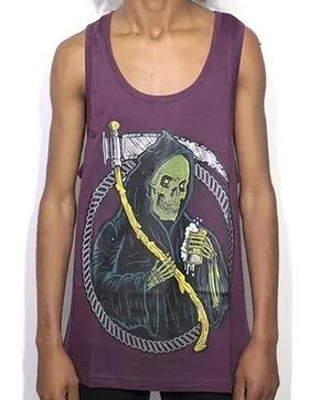 Regata Vinho Blunt Death Skull Original