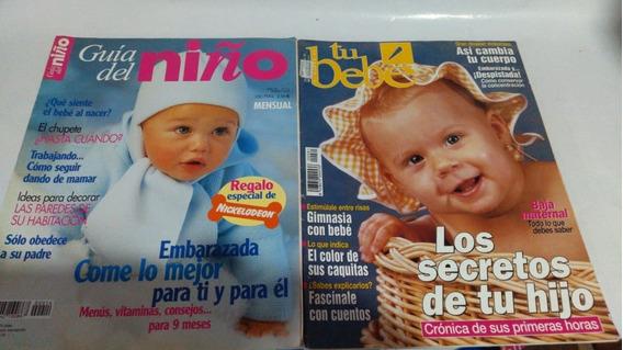 Revista,.- ,. ,- ,.- Tu Bebe Y,.- ,.,.- - Guia Del Niño
