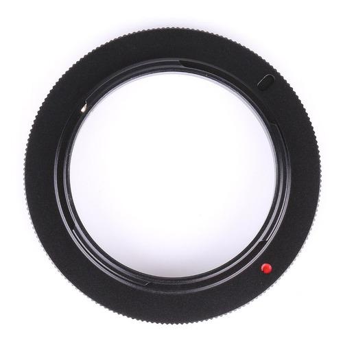 Anillo Inversor 55mm Para Nikon Fotografía Macro