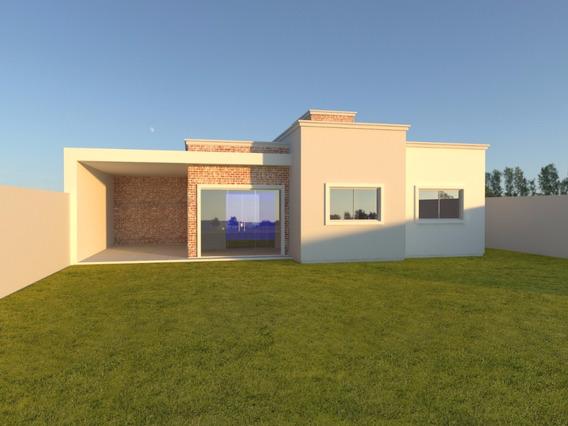 Projeto Casa 2 Quartos Arquitetônico Minha Casa Minha Vida