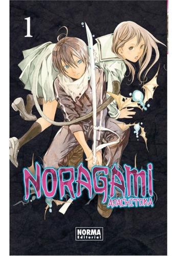 Imagen 1 de 3 de Noragami No. 1