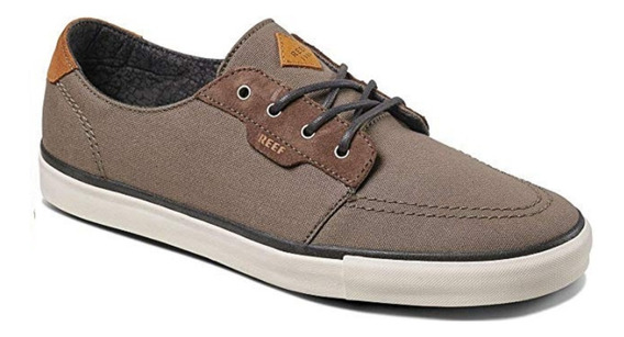 Zapatillas Reef Banyan 2 Bungee Marron Lona
