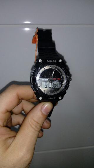 Relógio Skmei Solar Wr50m