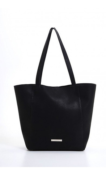 Cartera Lazaro Shoppingbag Negro Maxibag Tote