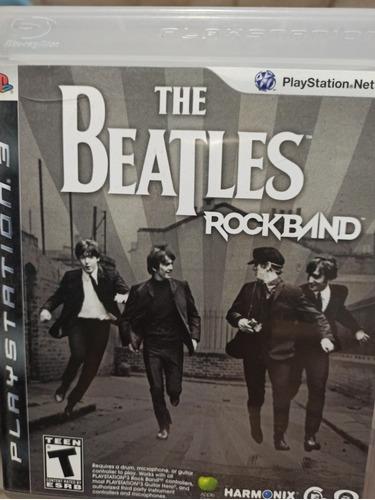 The Beatles Rockband Ps3 Mídia Física, A Pronta Entrega