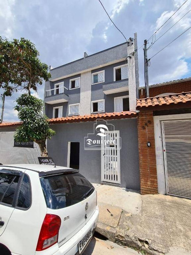 Apartamento À Venda, 52 M² Por R$ 318.800,00 - Campestre - Santo André/sp - Ap15853