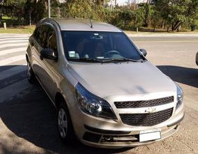Chevrolet Agile Ls Spirit 2012 - Única Mano 41.500 Km Reales