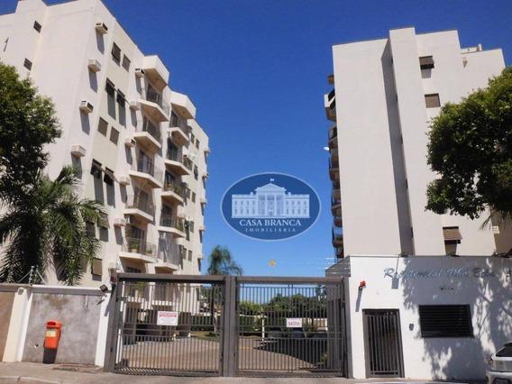Apartamento Com 3 Dormitórios À Venda, 97 M² Por R$ 290.000 - Saudade - Araçatuba/sp - Ap0752