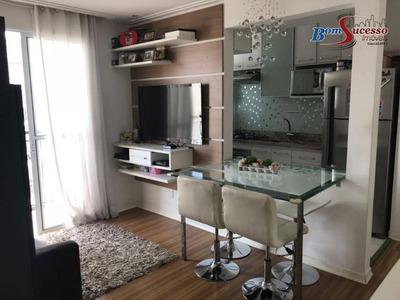 Apartamento Residencial À Venda, Parque São Lucas, São Paulo. - Ap1747