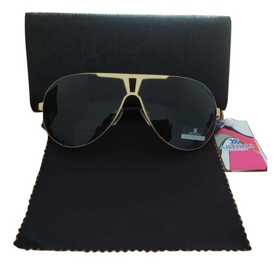 Óculos De Sol Para Dirigir Polarizado Original Qmaximo