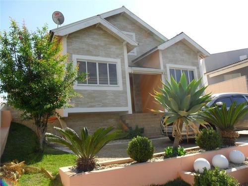 Casa Com 3 Dormitórios À Venda, 250 M² Por R$ 1.100.000,00 - Condomínio Terras De Vinhedo - Vinhedo/sp - Ca2180