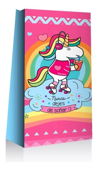 Pack 50 Bolsa Cotillón Papel Regalo Souvenir Infantil Fiesta