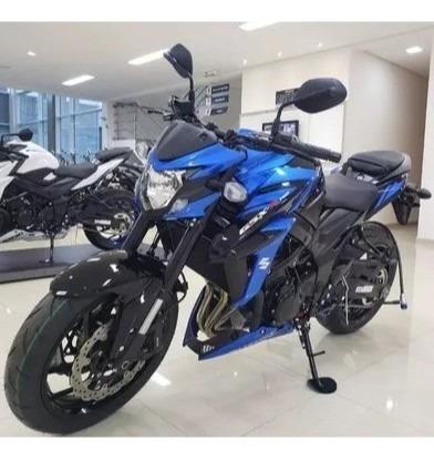 Naked Suzuki Gsx-s 750a 2021 0km Com 1 Ano De Garantia!