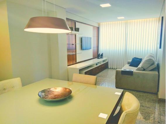Apartamento 3 Quartos À Venda, 3 Quartos, 2 Vagas, Gutierrez - Belo Horizonte/mg - 11279