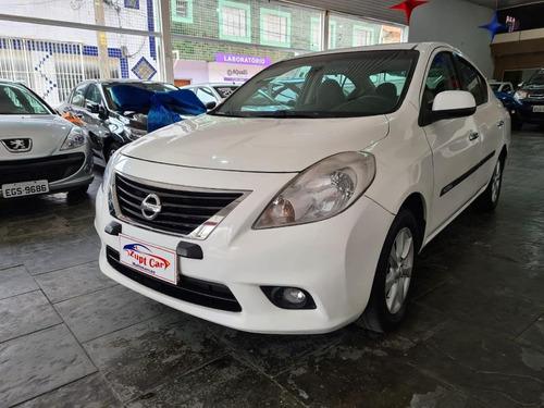Nissan Versa Sl 1.6 Financiamento Sem Entrada
