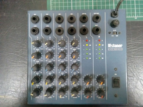 Mesa De Som - Mixer - Staner 04-2s