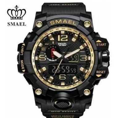 Relógio Militar Super Resistente A Prova D