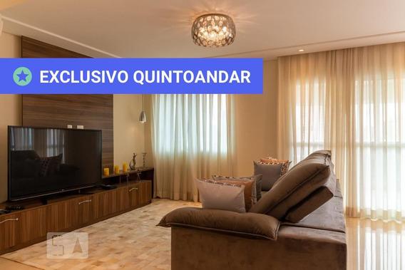 Apartamento No 22º Andar Mobiliado Com 3 Dormitórios E 4 Garagens - Id: 892960257 - 260257
