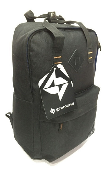 Mochila Gremond Urbana *2 Airon Local Munro