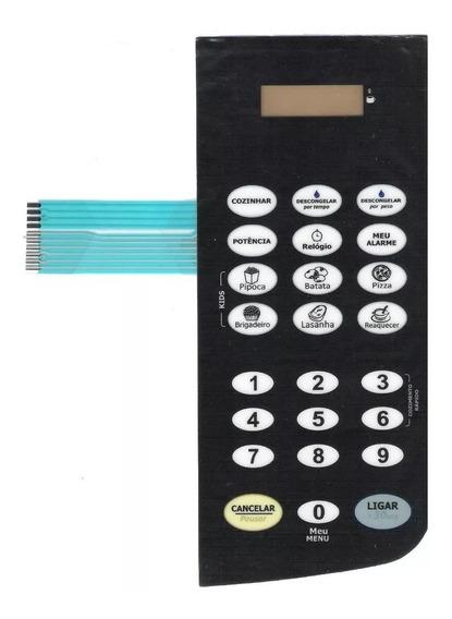 Membrana Teclado Microondas Philco Pms 25n3