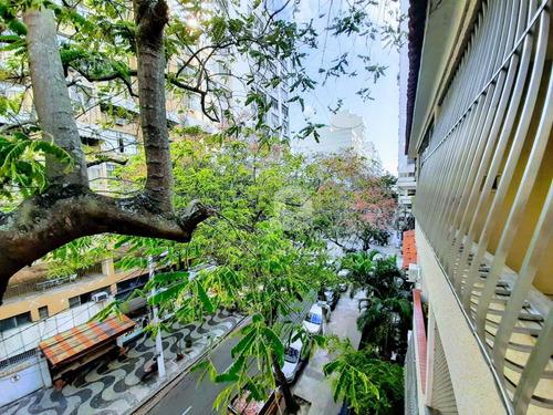 Apartamento Com 3 Dormitórios À Venda, 95 M² Por R$ 500.000,00 - Icaraí - Niterói/rj - Ap0699