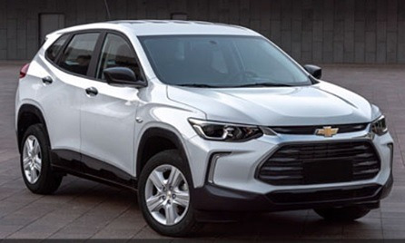 Chevrolet Tracker 1.2 Turbo At 2021 Sl