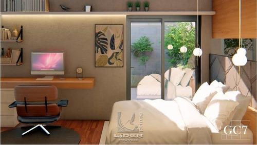 Casa Térrea Com Conceito Aberto Brag Pta - Ca0780-1
