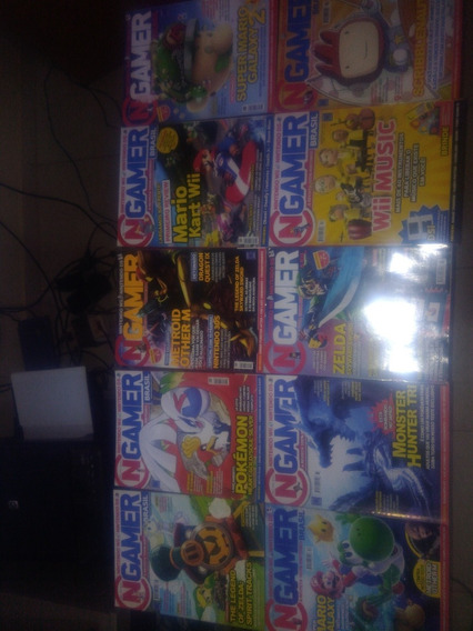 Revistas De Vídeo Game Ngamer