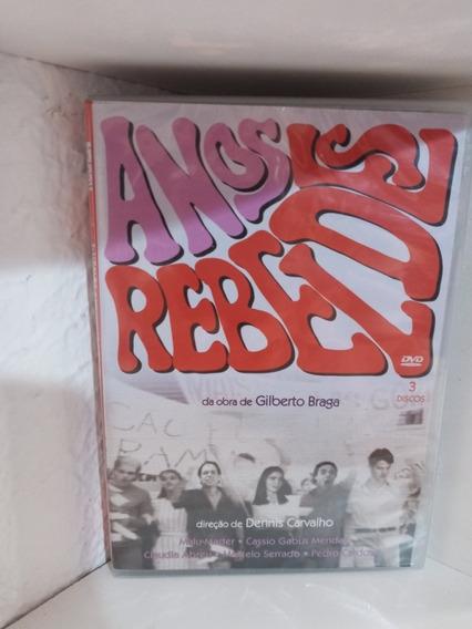 Dvd Anos Rebeldes | MercadoLivre.com.br