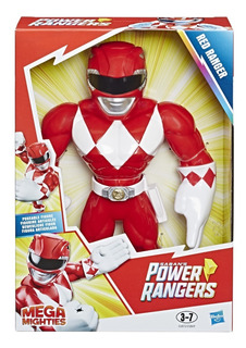 Playskool Figura Red Ranger Mega Mighties Power Rangers