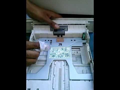 Bandeja 1 Y Manual De Kyocera 2810 2820 1135 1035 M2035