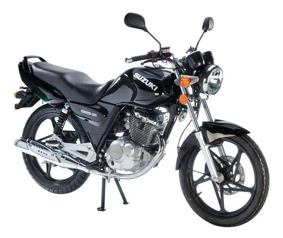 Suzuki En125-2a - Isafranco