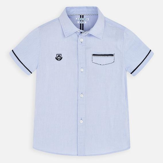 Camisa M/c Niño Talla 2 Años Pieza Única