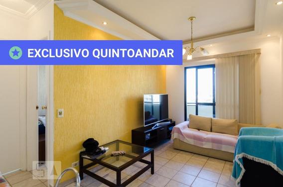Apartamento No 6º Andar Mobiliado Com 1 Dormitório E 1 Garagem - Id: 892941459 - 241459