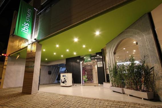 Condo Hotel Unidades 100% Pool Somente Para Investimento Em Joinville - Sf26508