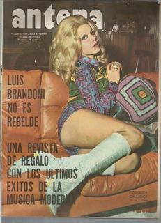 Mariquita Gallegos Diosa Desnuda Revistas Interes General Revistas