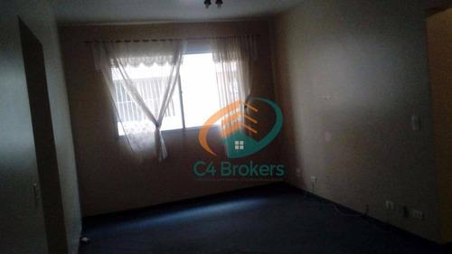 Imagem 1 de 10 de Apartamento Residencial À Venda, Picanco, Guarulhos. - Ap0055